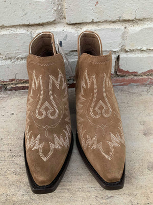 Ariat Dixon Suede Brown