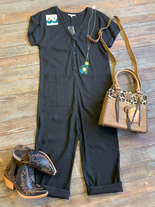 The Mechanic jumpsuit