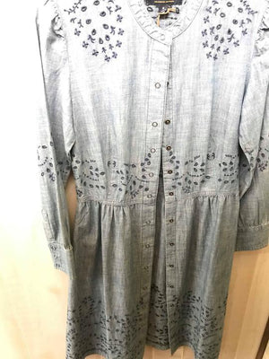 Lucky Brand 7w13666 denim dress