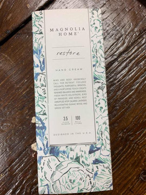 Magnolia Home Hand Cream