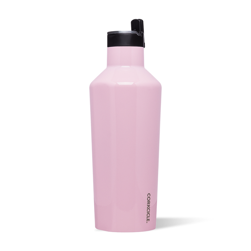 SPORT CANTEEN 40 oz- rose quartz- Corkcicle