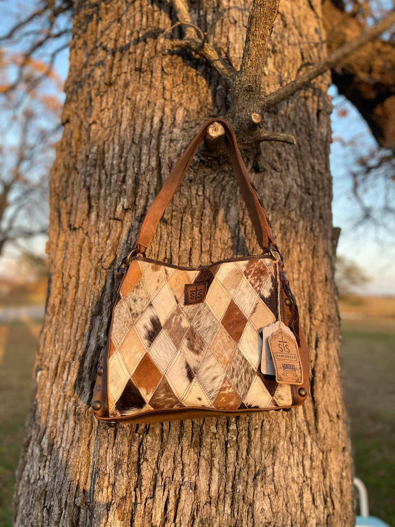 STS Diamond Cowhide Collection Maggie Mae
