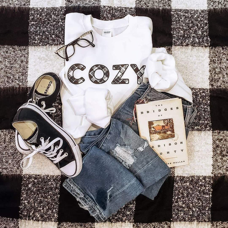 Cozy sweatshirt