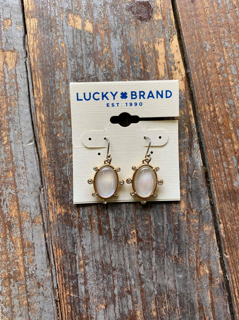 JWEL3188 Starburst Lucky Earrings