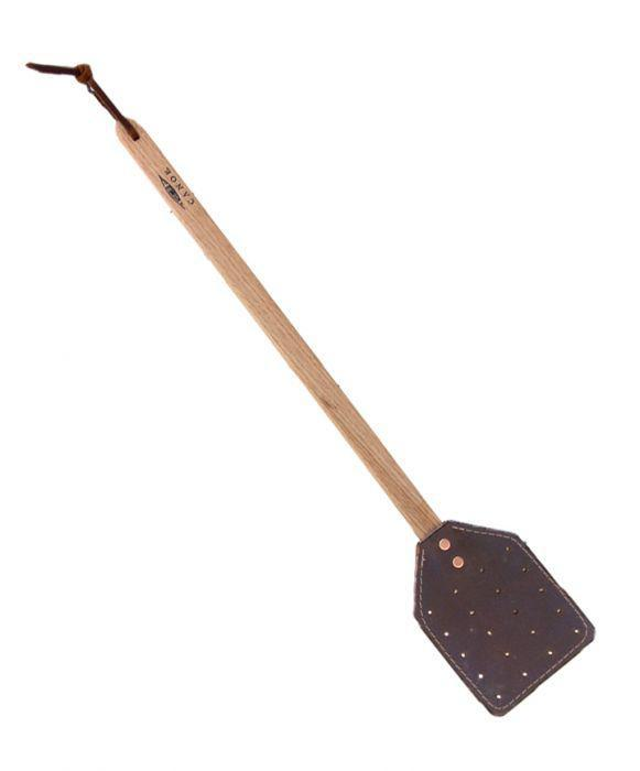 Canoe Leather Fly Swatter