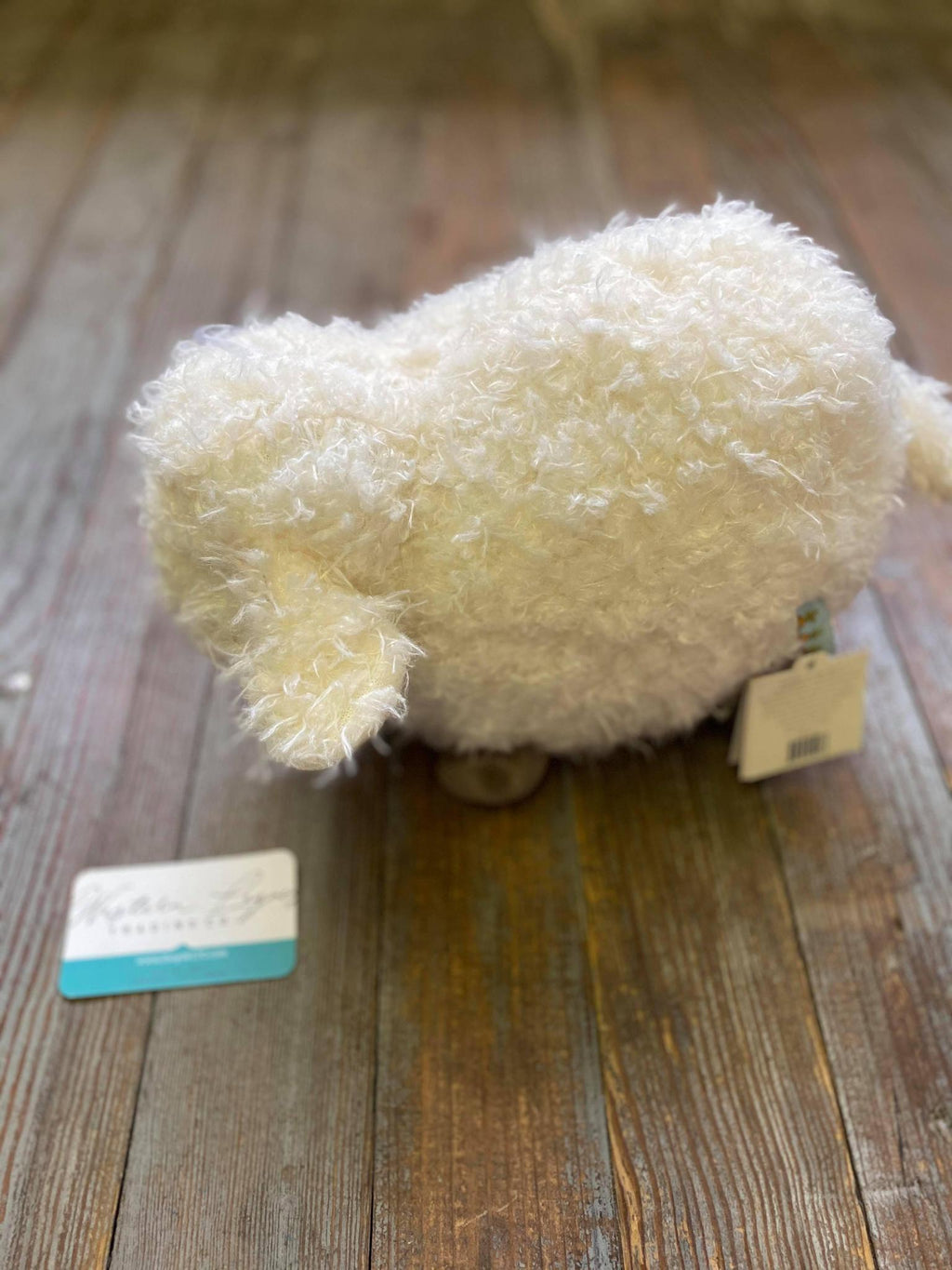 Baabs Plush Lamb