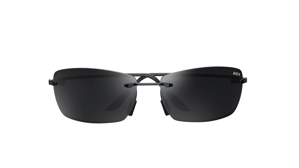 Bex Sunglasses Fynnland X Black/Gray