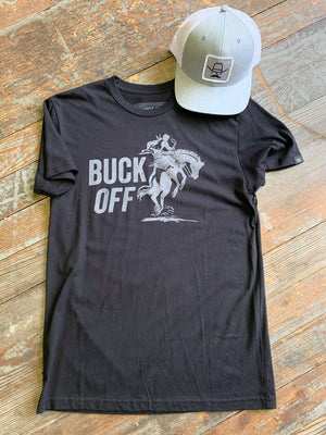 Buck Off Cowboy Cool Tshirt