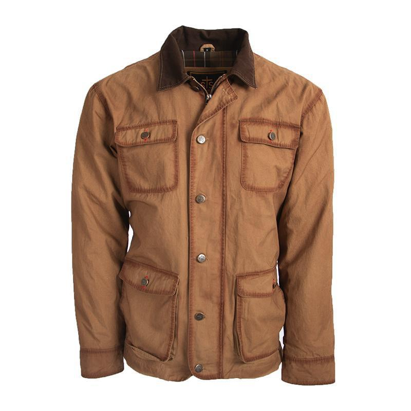 The Field Jacket STS
