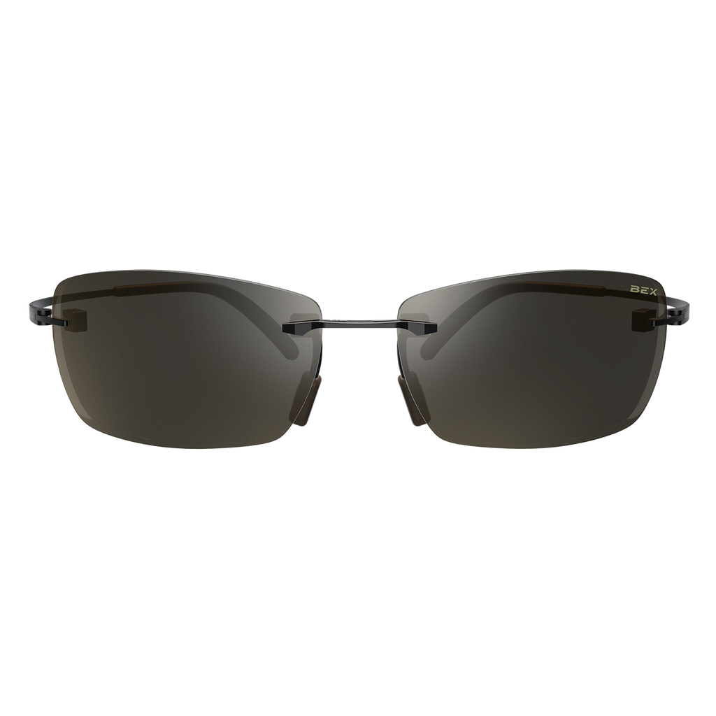 Bex Sunglasses Fynnland Black/Brown