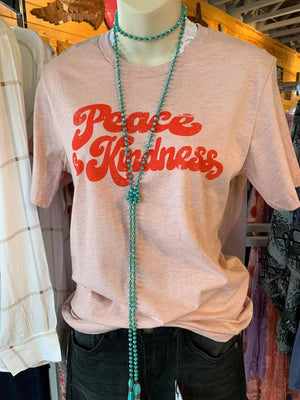 Peace and Kindness