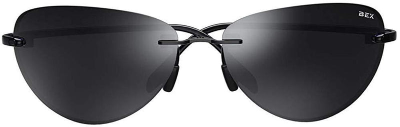 Bex Sunglasses Praahr XL Black/Gray