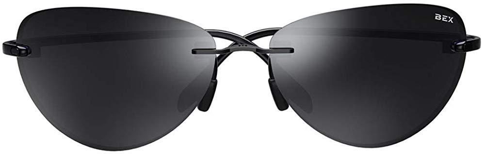 Bex Sunglasses Praahr Black/Gray