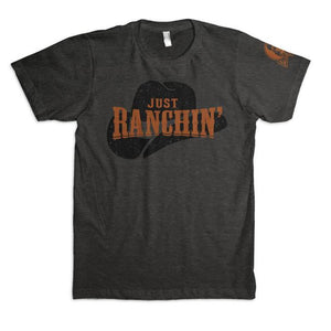 Just Ranchin Rodeotime Tee