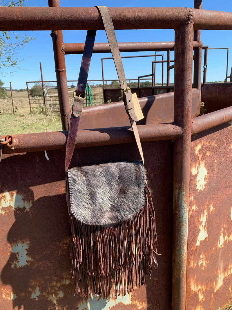 Juan Antonio Wildebeest Crossbody
