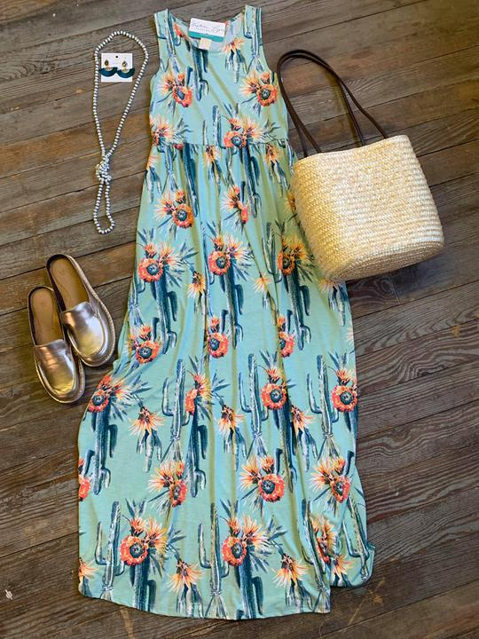 Desert Dreams Maxi Dress