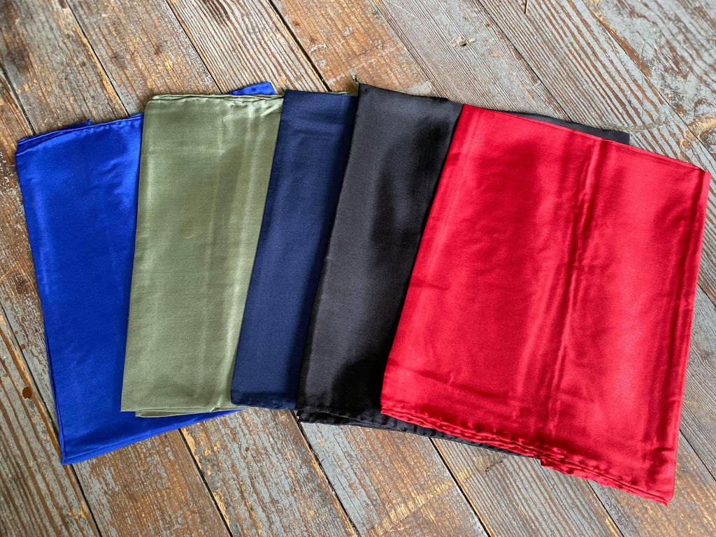 20 in Solid Wild Rags