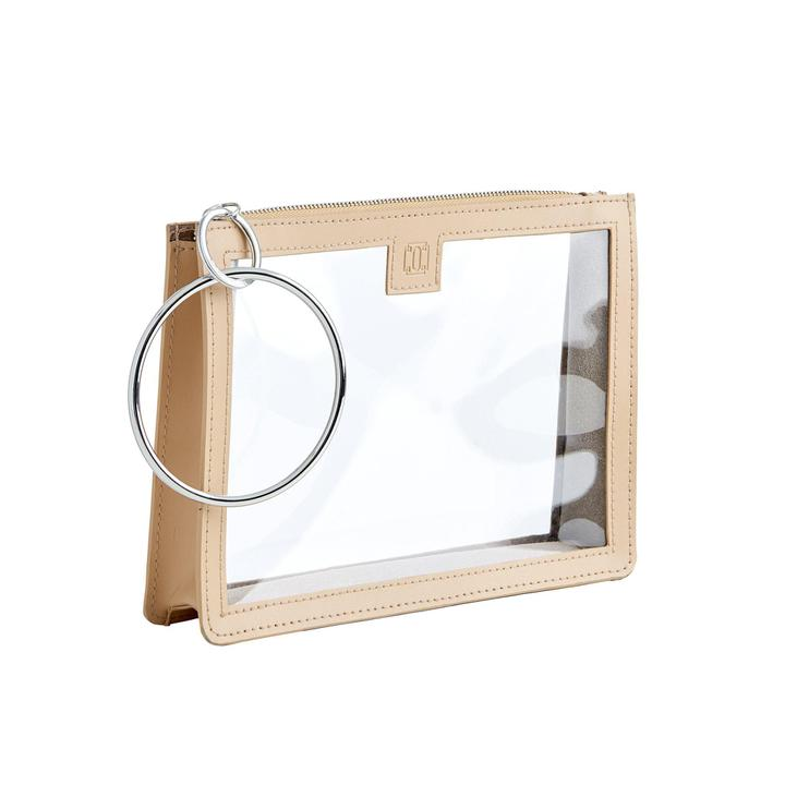 clear  Big-O Bracelet Bag