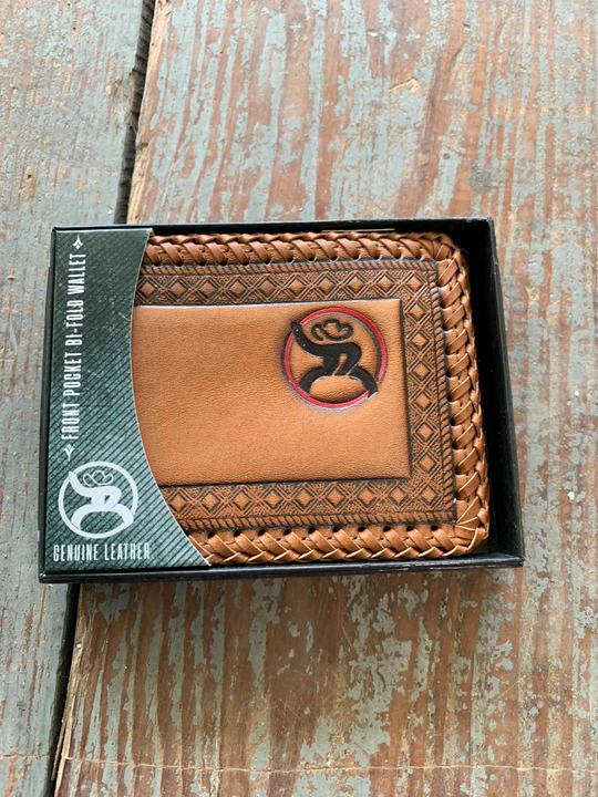 1912161W3 bifold honey whipstitch