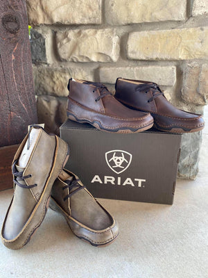 Ariat Venturer- Distressed Brown