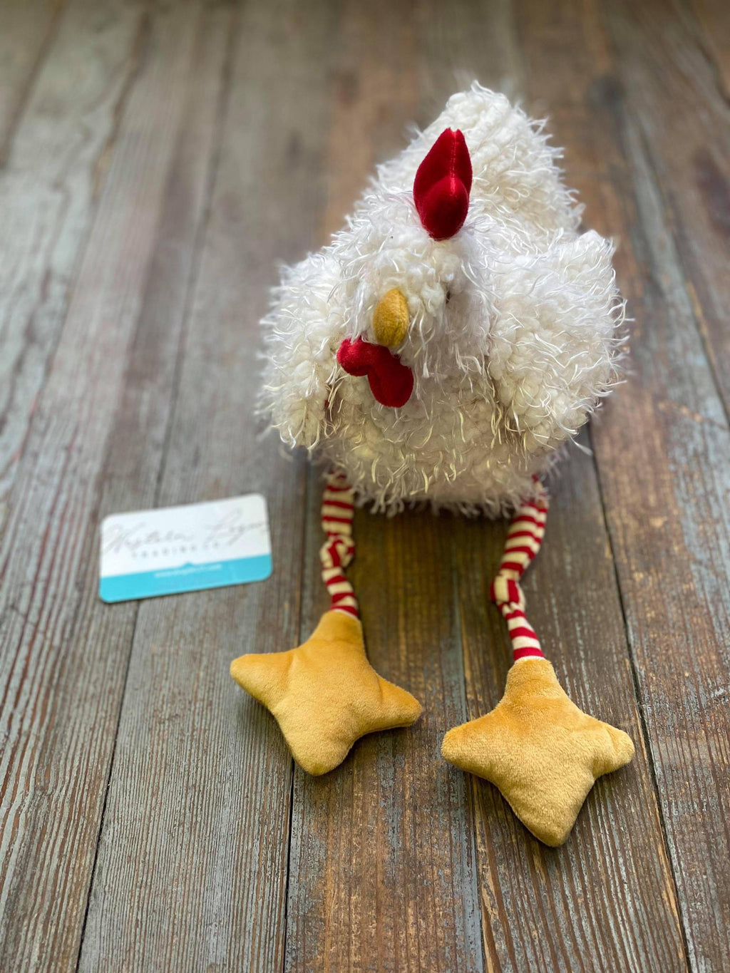Clucky Plush Chicken