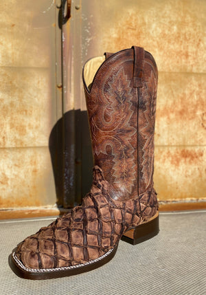 Brown Deepwater Big Bass Boots