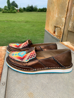 Ariat Southwestern Metallic Cruisers