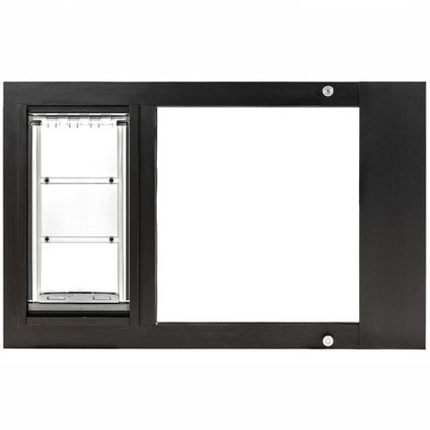 Patio Pacific 07ppc10-hb Thermo Sash 3e - Large with Endura Flap - bronze, 40- 43 adjustment range - Peazz.com - 1