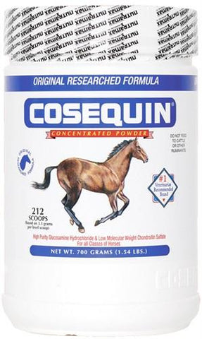 Nutramax 11391 Cosequin Equine Powder Concentrate, 700 Grams - Peazz Pet