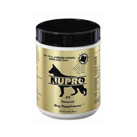 Nupro 14089 Nupro For Dogs, 1 lb Gold - Peazz Pet