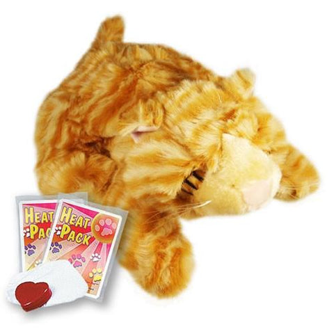 Snuggle 16749 SnuggleKittie, Tan Tiger - Peazz Pet