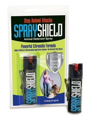 PetSafe 18261 SprayShield Animal Deterrent Spray with Belt Clip - Peazz Pet