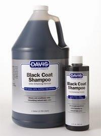 Davis 19117 Davis Black Coat Shampoo, 12 oz - Peazz Pet
