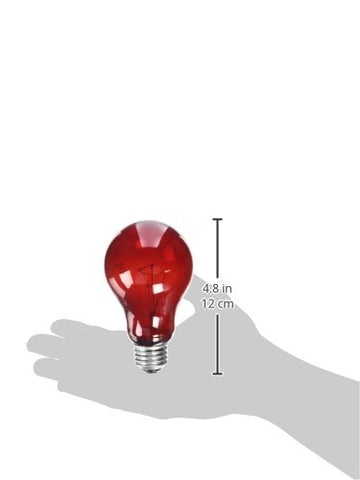 100 Watt Nightlight Red Inc Reptile Bulb (NR-100)