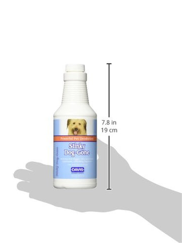 Davis Stinky Dog-Gone, 16 oz Spray