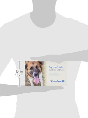 Mars Veterinary DNA-3.0 Wisdom Panel 3.0 Canine DNA Test