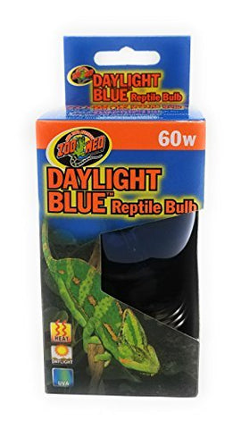 60 Watt Daylight Blue Inc Reptile Bulb (DB-60)