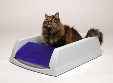 "ScoopFree Original Self-Cleaning Litter Box 27.375"" x 19"" x 7"""