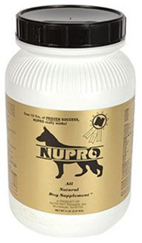 Nupro 14091 Nupro For Dogs, 5 lb Gold - Peazz Pet