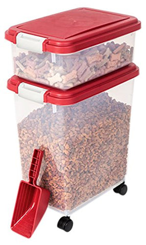 BioBubble BIO-75297707 Pet Food Bins and Scoop