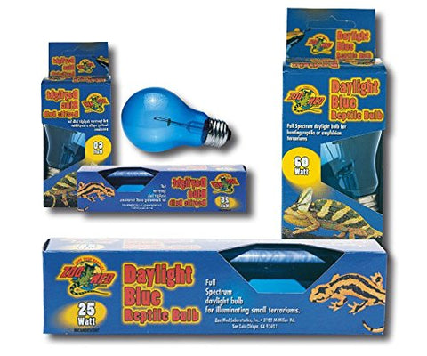 25 Watt Daylight Blue Inc Reptile Bulb (DB-25)