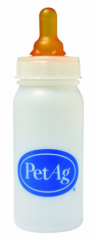 PetAg 11892 PetAg Nursing Bottle, 4 oz. - Peazz Pet