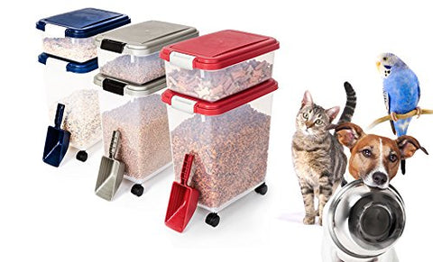 BioBubble BIO-75284706 Pet Food Bins and Scoop