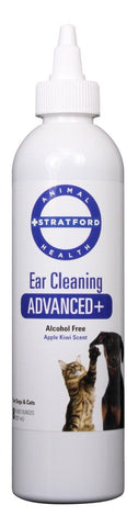 Stratford 19013 Stratford Ear Cleaning Advanced+ 8 oz - Peazz Pet