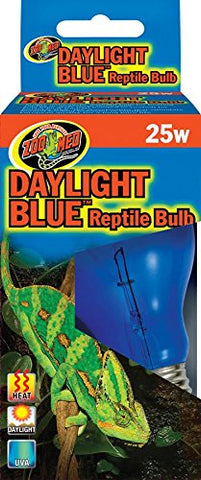 25 Watt Daylight Blue Inc Reptile Bulb (DB-25) - Peazz Pet