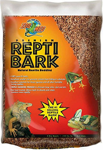 Repti - Bark Reptile Bedding 8 Quart (RB-8)