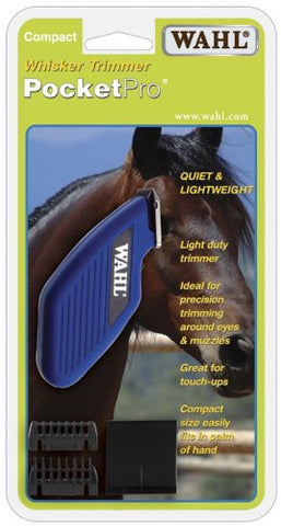 Wahl Pocket Pro Equine Trimmer (9861-600)
