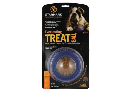 StarMark TCETBS1 Everlasting Treat Ball