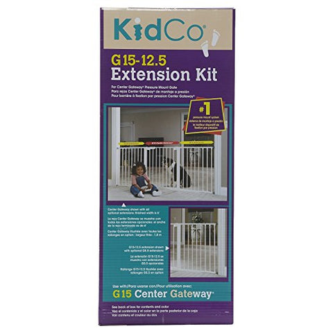 Kidco G4110 Pressure Mounted Extension Kit 12""