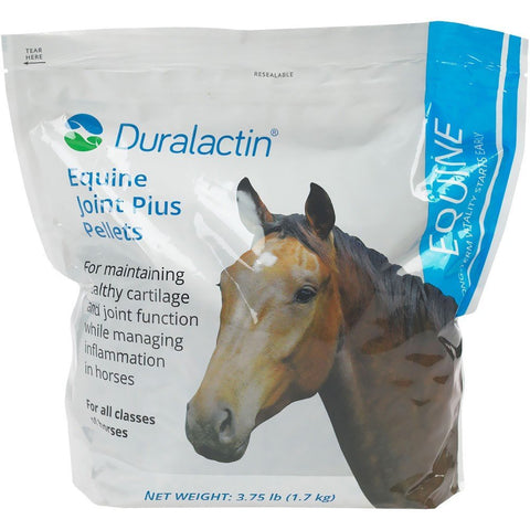 Duralactin Equine Joint Plus, 3.75 lb Bucket, Pellets - Peazz Pet